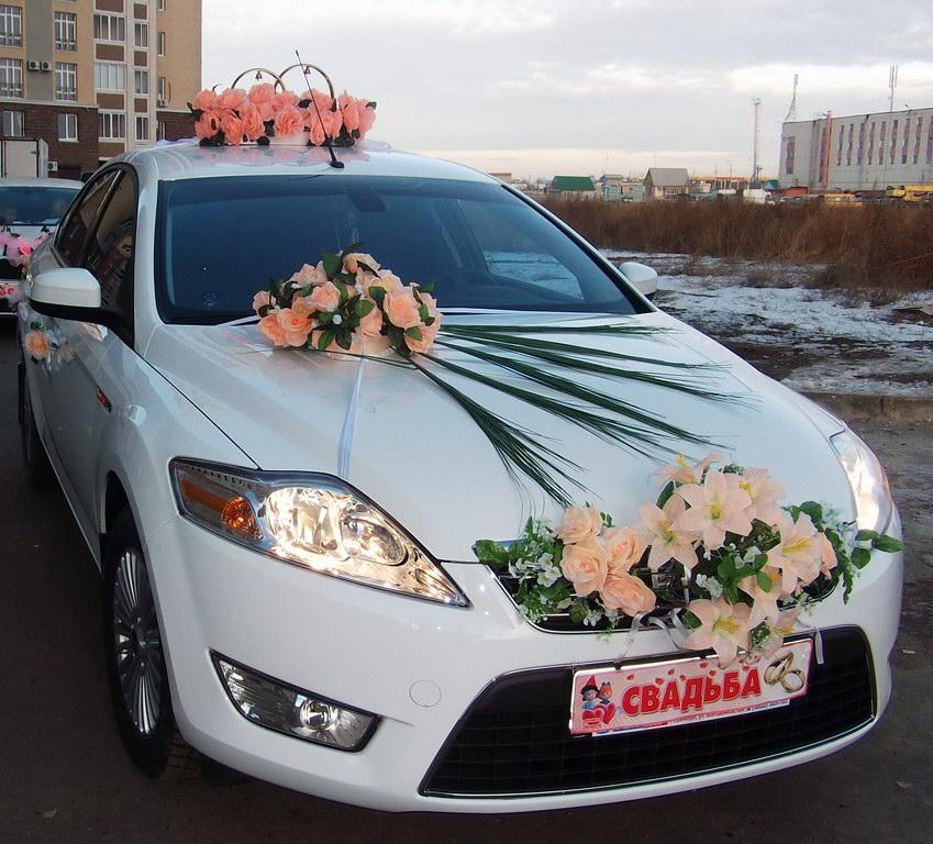Машина для свадьбы томск